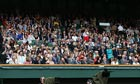 Wimbledon seats for the Murray v Federer final reached £5,000