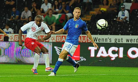 England v Italy - International Friendly