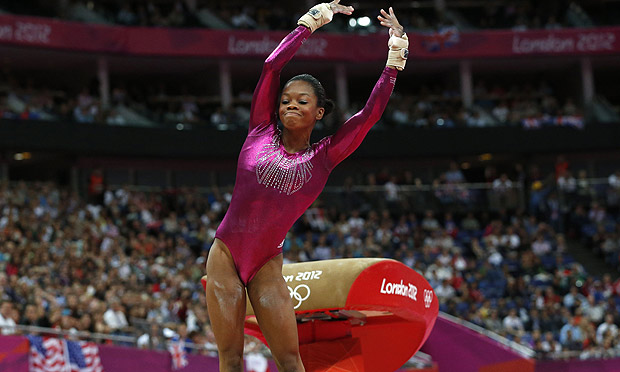 gabby douglas floor routine - photo #35