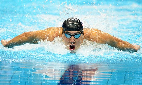 London 2012 Phelps Beats Lochte To Win Olympic 200m
