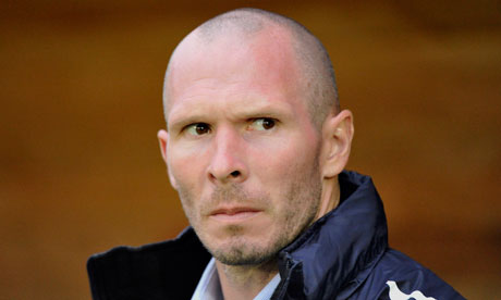 Michael Appleton: 'Sometimes you just have to put that poker face on' | Football | The Guardian - MIchael-Appleton-008