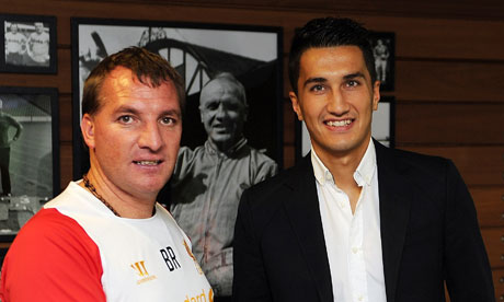 Nuri Sahin Signs For Liverpool FC