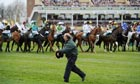 Start of the Grand National