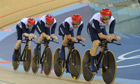 cycling men's team pursuit