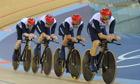 cycling men's team pursuit