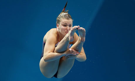 London 2012: Hannah Starling and Becky Gallantree miss diving final 