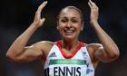 Jessica Ennis wins