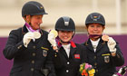 Paralympics dressage gold medallist Natasha Baker