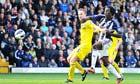 West Bromwich Albion's Romelu Lukaku