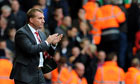 Brenda Rodgers Liverpool v Manchester United