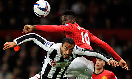 Manchester United v Newcastle