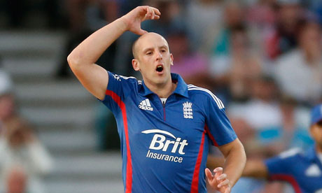 James Tredwell, England v South Africa, Trent Bridge