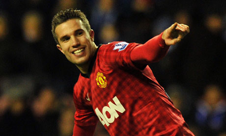 RVP the title decider, Wenger rules out Henry loan, Arsenal in for Adrian & Sturridge to Liverpool all but done