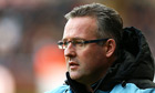 Paul Lambert, the Aston Villa manager, had nothing but praise for the mental strength of his side