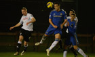 John Terry plays for Chelsea's Under-21s
