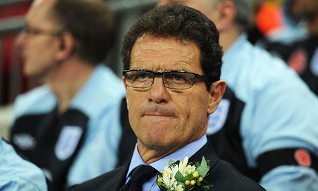 Fabio Capello will take part in the FA's 150th anniversary celebrations