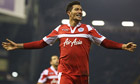 QPR's Jay Bothroyd celebrates his goal against West Bromwich Albion