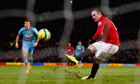 Wayne Rooney misses a penalty in Manchester United's FA Cup win over West Ham