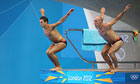 Tom Daley Peter Waterfield