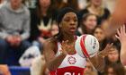 Eboni Beckford-Chambers England v Australia - International Netball Series