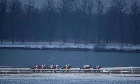 Kempton in winter