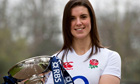 Sarah Hunter, England women's captain