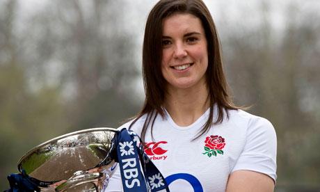 Sarah Hunter, England women's captain