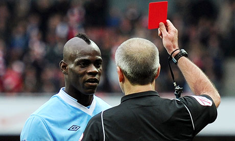 Fireworks and fights: Mario Balotelli life and times at Manchester ...