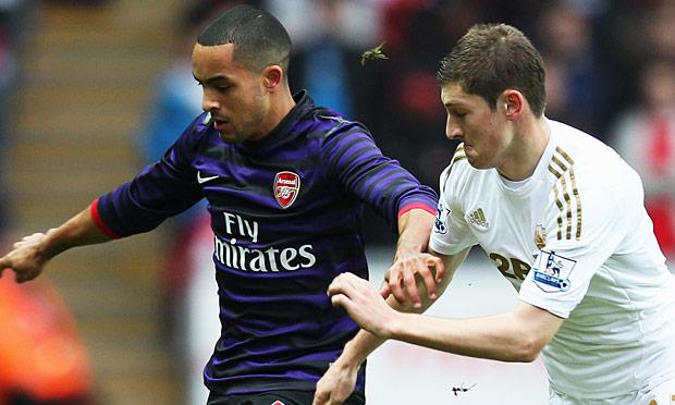 Swansea City vs Arsenal Swansea City v Arsenal – as it