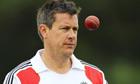 Ashley Giles, England one-day coach