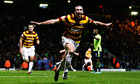 Rory McArdle scores for Bradford City