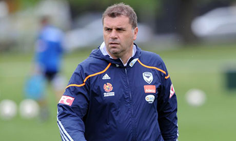 Ange Postecoglou 008 New Socceroo boss must build for the future