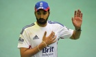 Monty Panesar will be hoping the boot camp for the Ashes series will not be so gruelling this time
