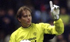 Mark Bosnich was heir to Peter Schmeichel but his tiome as Manchester United's No1 was brief.
