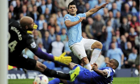 Betting tips for Everton v Manchester City: Predicted line ups & essential facts and stats