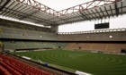 Milan's 80,000-capacity San Siro could host the 2015 final of the Heineken Cup