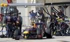 Red Bull Racing m