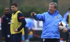 Roy Hodgson wants to build on-pitch relationships as in Daniel Sturridgr partnering Wayne Rooney