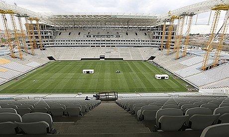 Unspoilt Corinthians Arena