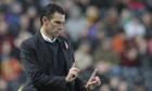 Sunderland's Gus Poyet felt unhappy over inconsistent refereeing in the 1-0 defeat at Hull City