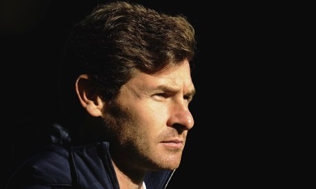 Villas-Boas defends goal record