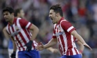 Atlético Madrid keep up challenge with victory over Athletic Bilbao