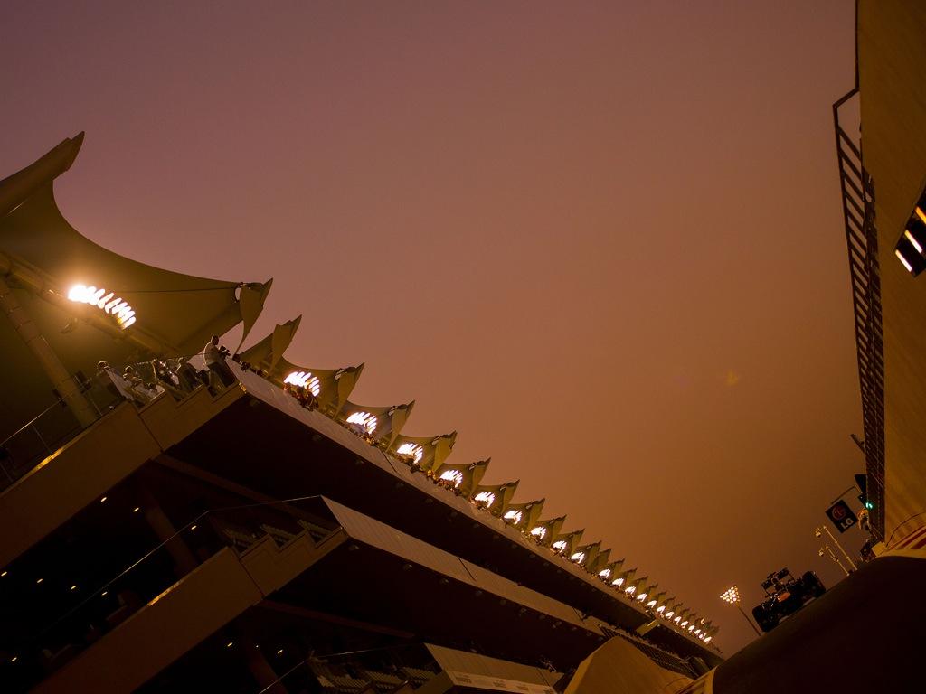 Vettel Abu dhabi eclipse