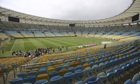 The Maracanã stadium was to have hosted the Soccerex football convention.