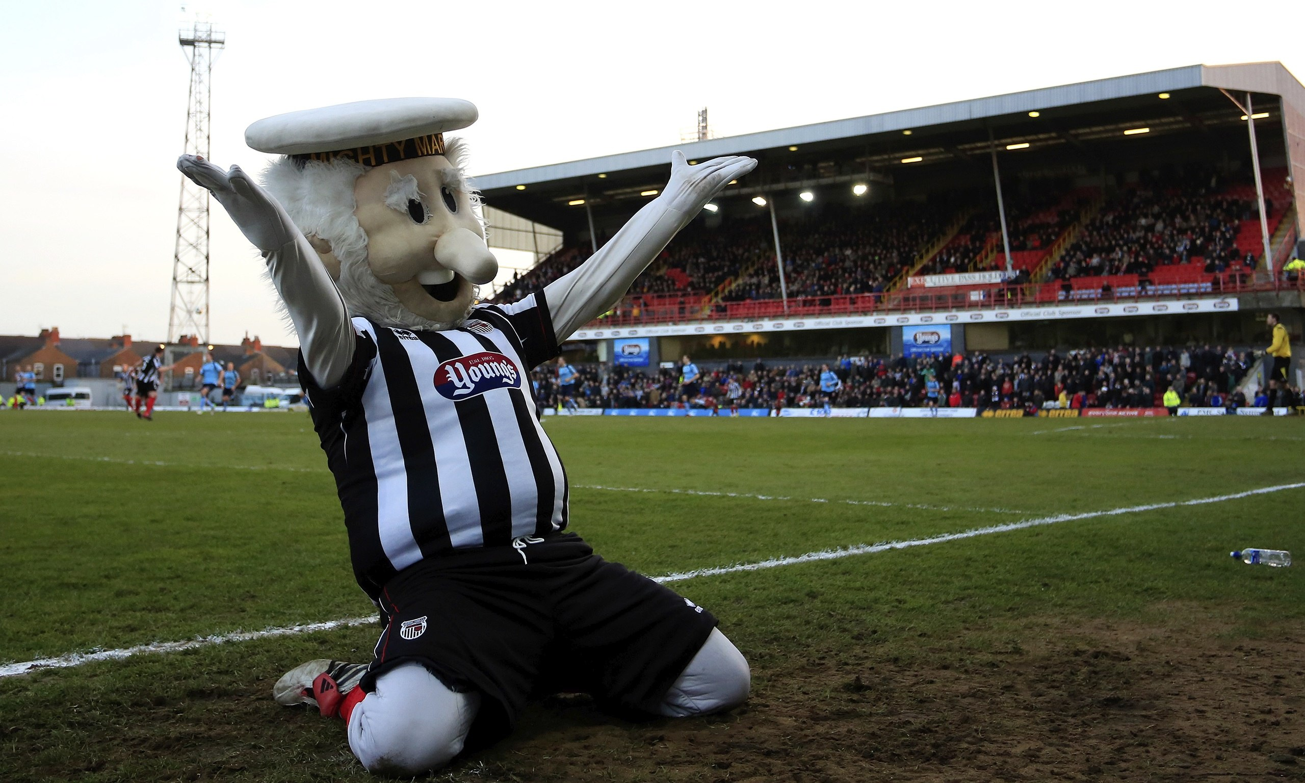 FA Cup first round: Grimsby face bitter rivals … and it's ...