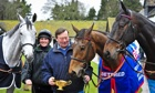 Bobs Worth and Nicky Henderson