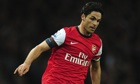 Soccer - Mikel Arteta File photo
