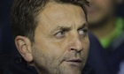 Tim Sherwood, Tottenham's caretaker manager