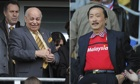 Hull's Assem Allam and Cardiff's Vincent Tan