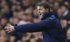 Tottenham's Tim Sherwood